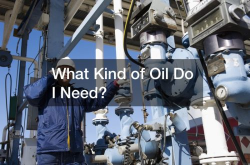 what kind of differential oil do I need