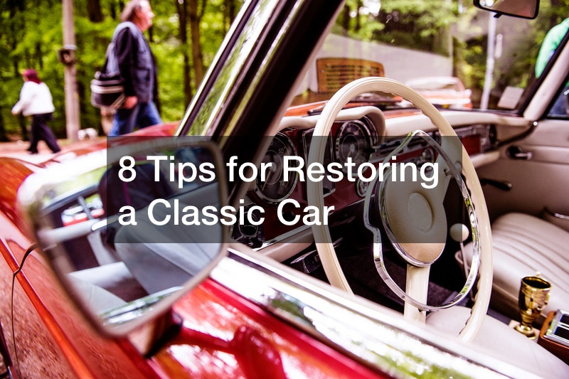 easy to restore classic cars